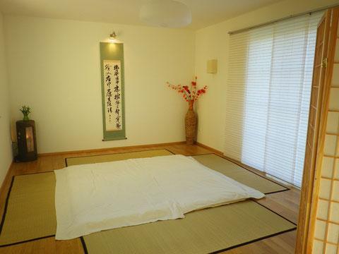 Shiatsuraum bei Mesen