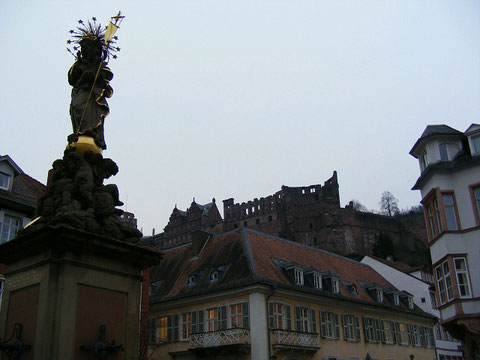 Stadtführungen in Heidelberg