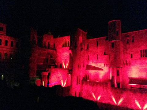 Weihnachten am Schloss