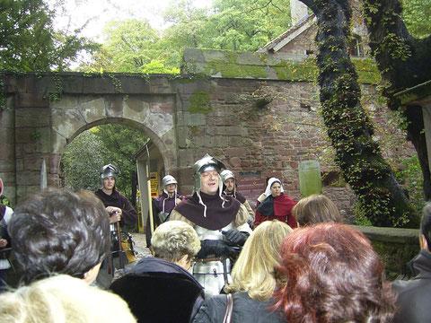 Mittelalterliche Hochzeiten oder Geburtstage