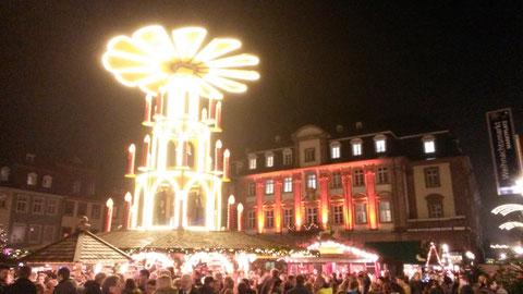 Culinary Tour, Heidelberg Christmas Market