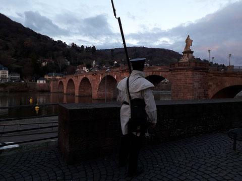 Nachtwächterführung Heidelberg
