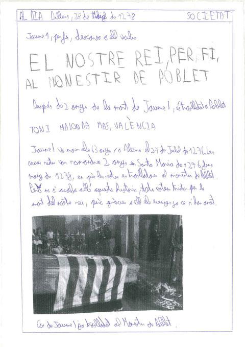 ANTONIO MALONDA