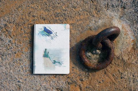 Cuaderno papelería solidaria-comercio justo