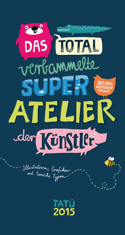 Gestaltung: Lilli L'Larronge, Christiane Leesker, Robert Nippoldt