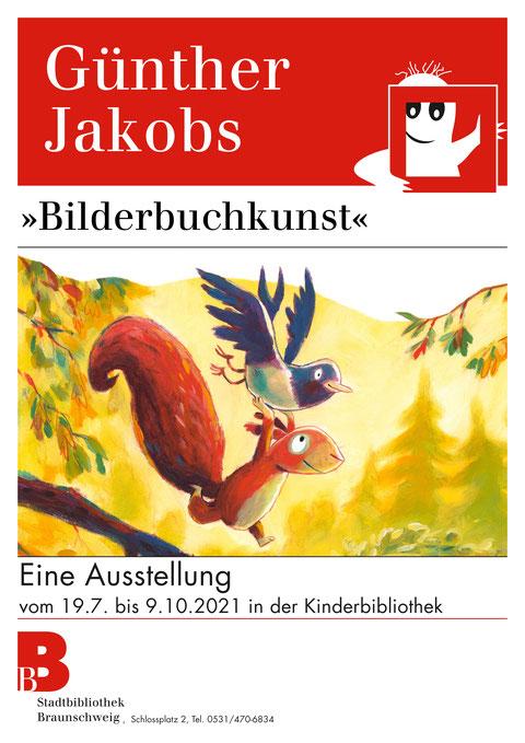Ich freue über die Ausstellung der Braunschweiger Stadtbibliothek!