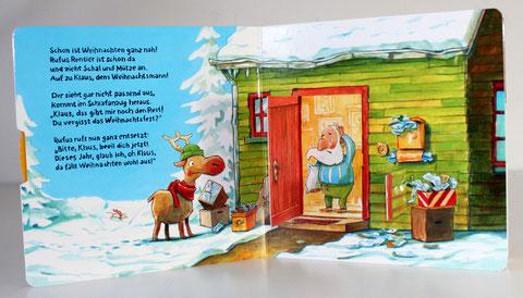 Was ist bloß mit dem Weihnachtsmann los?