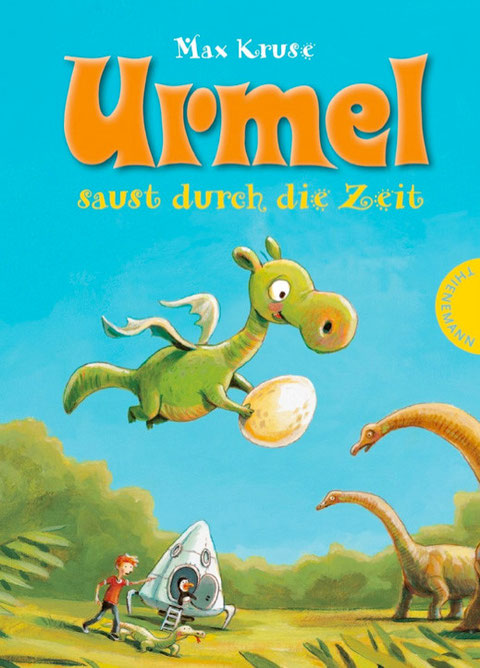 Das Buch erscheint im Juli 2013 bei Thienemann