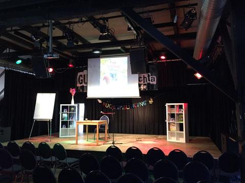 Der Veranstaltungsraum des Hauses der Jugend in Vechta