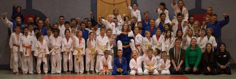 Trainingslager Judo Club Stockerau