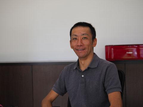 代表取締役 加野 将基