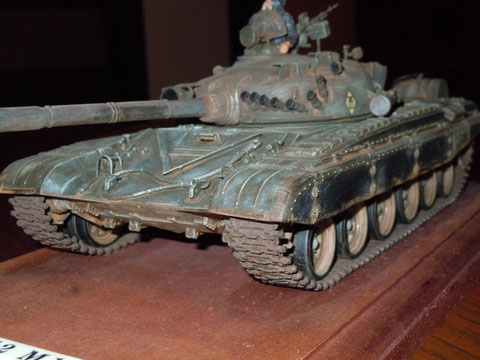 ソ連 T72 M1