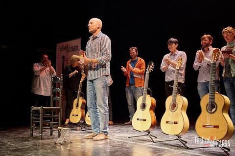Foto de José Albornoz / Festival de la guitarra de Granada