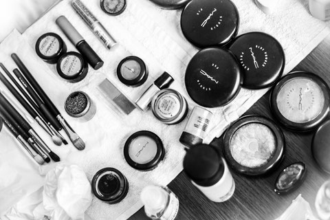 MAC Cosmetics Produkte used by Wandelbar Make-Up Munich