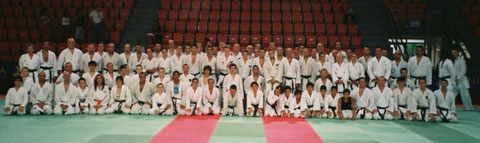 2nd Pinna Karate Course - Velvet Beach Course attendees