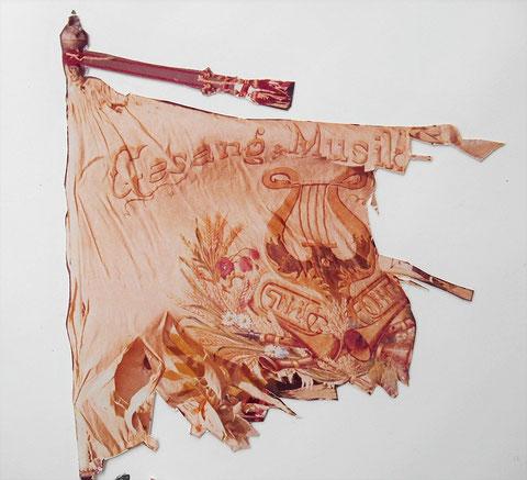 Erste Fahne Teil A