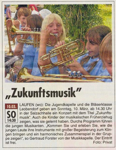 BGL Wochenblatt vom 27. Februar 2013