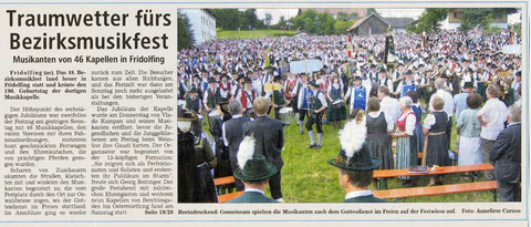 Südostbayerische Rundschau vom 08.07.2013