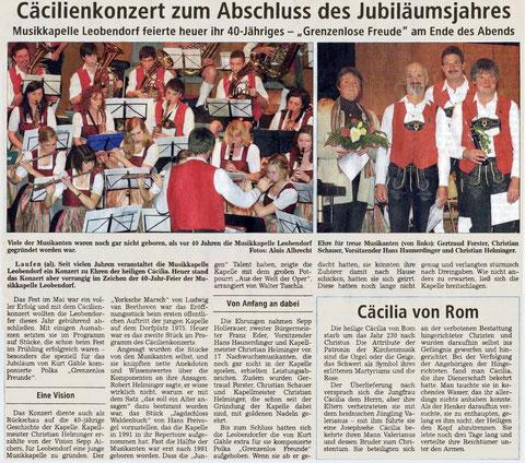 Südostbayerische Rundschau vom 3. Dezember 2012