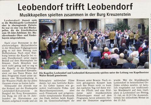 Südostbayerische Rundschau vom 05.07.2013