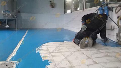 Paviments de resines per a fabricants de begudes
