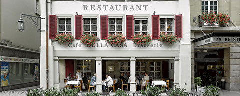 Restaurants - della-casas Webseite!