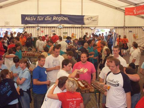 Das Kreis-Kerweborsch-Treffen 2008 in Trebur