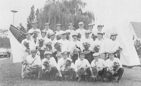 Die Kerwevädder von 1949 - 1974