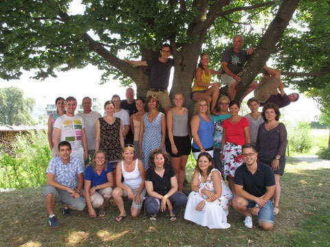 Roggern 2 Team Schuljahr 2015/16