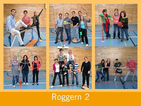 Roggern 2 Team Schuljahr 2014/15