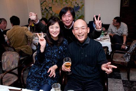2012年12月忘年会兼ミニ同窓会