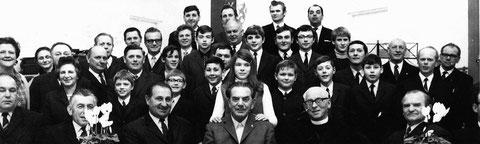 1970: 70. Gerburtstag von Hans Hofbauer