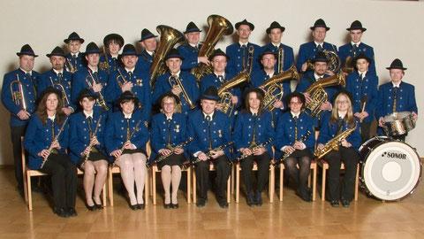 Blasmusikkapelle Böheimkirchen 2008