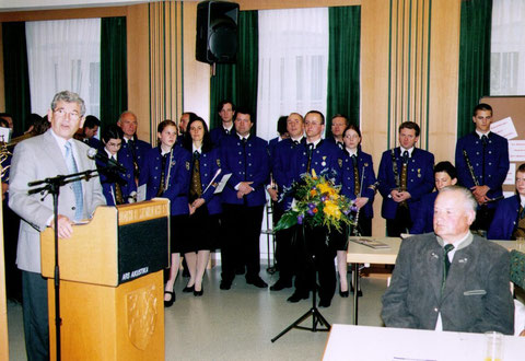 24. Mai 2002 Musikerheimeröffnung