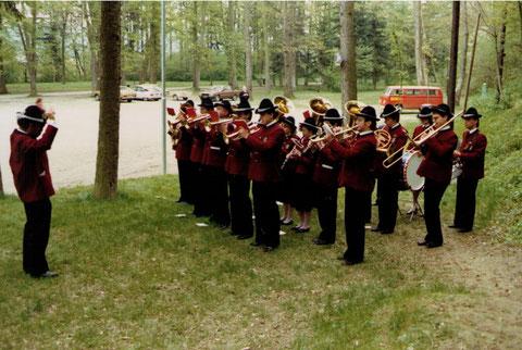 8. Juni 1985 Eröffnung Kinderspielplatz
