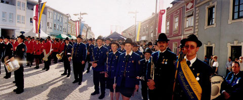 2002 Musikfest Neulengbach anlässlich der Stadterhebung