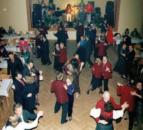 1. Musikerball am 30. Jänner 1999