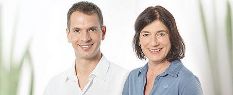 Volker Bracht und Dr. Roswitha Glück - Praxis für Osteopathie