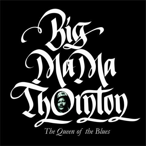 Kalligrafie Big Mama