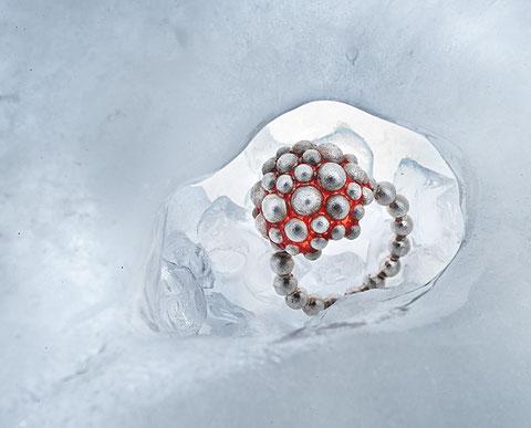 Silberring Silber 925, aus der Goldschmiede Martin Wittwer • Schmuck & Objekt in Regensburg, Gesandtenstrasse 16