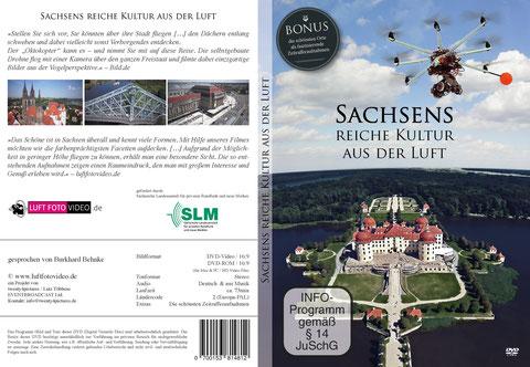 Sachsens reiche Kultur aus der Luft