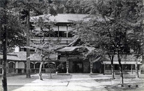 永平寺・玲瓏閣・絵葉書(東川寺所蔵)