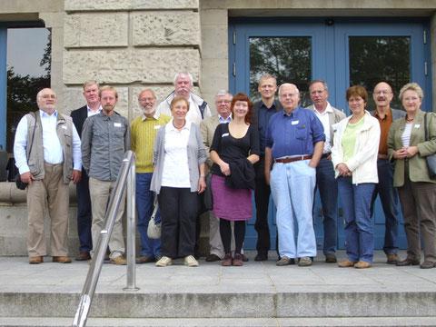 Gruppenbild des Jahrestreffens in Hannover