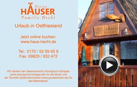 ©Werbespot Ferien-Häuser Familie Hecht