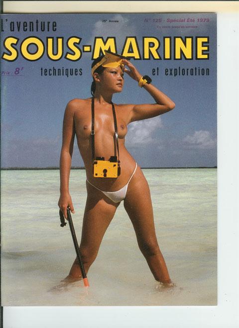 l'Aventure sous marine