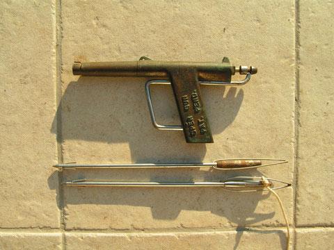 TAYLOR SPER GUN CARTOUCHE USA