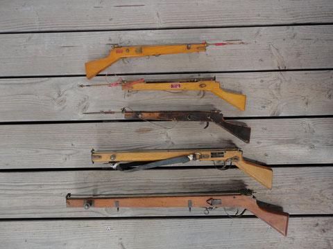 Tairyo spearguns