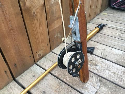 Riffe Speargun-Vintage Handmade Gun