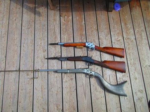 Fusil Lance Harpon GASTINNE RENETTE