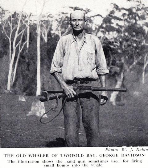 C.C. Brand, Percussion Whaling Harpoon Bomb Lance Gun